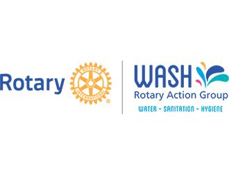 WASH Rotary Action Group logo